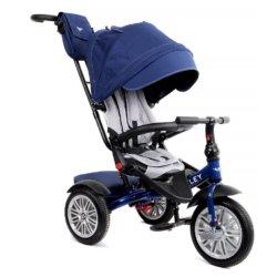 Трехколесный велосипед Bentley BN2B синий цвет (трансформер)